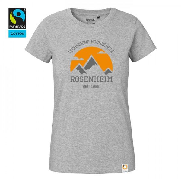 Fairtrade Damen T-Shirt